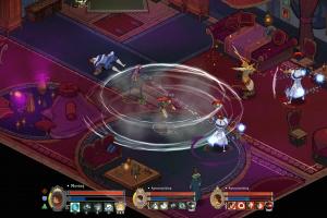 Masquerada: Songs and Shadows Screenshot
