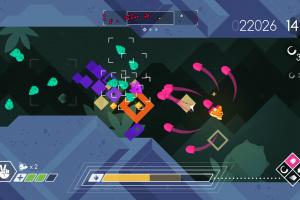 Graceful Explosion Machine Screenshot