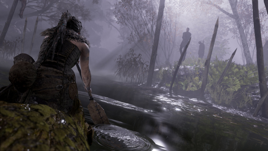 Hellblade: Senua's Sacrifice Review - Screenshot 1 of 4