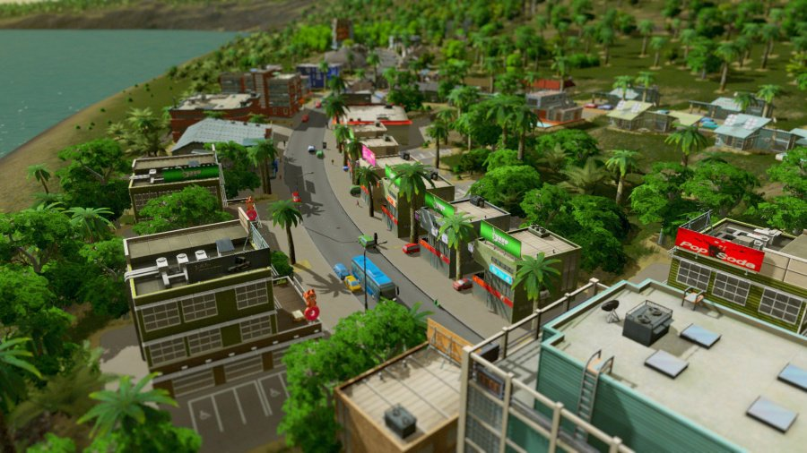 Cities: Skylines - PlayStation 4 Edition Review - Screenshot 3 of 4