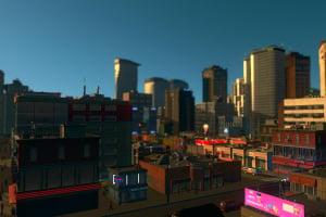 Cities: Skylines - PlayStation 4 Edition Screenshot