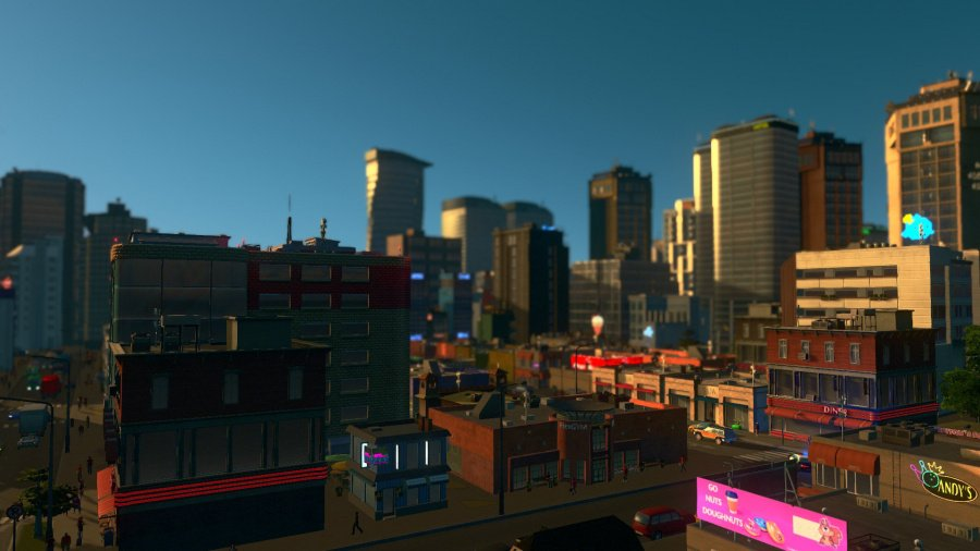 Cities: Skylines - PlayStation 4 Edition Review - Screenshot 1 of 4