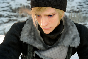 Final Fantasy XV: Episode Prompto Screenshot