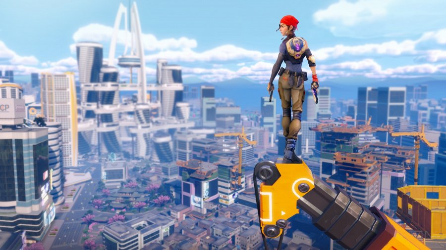 Agents of Mayhem Review - Screenshot 3 of 6