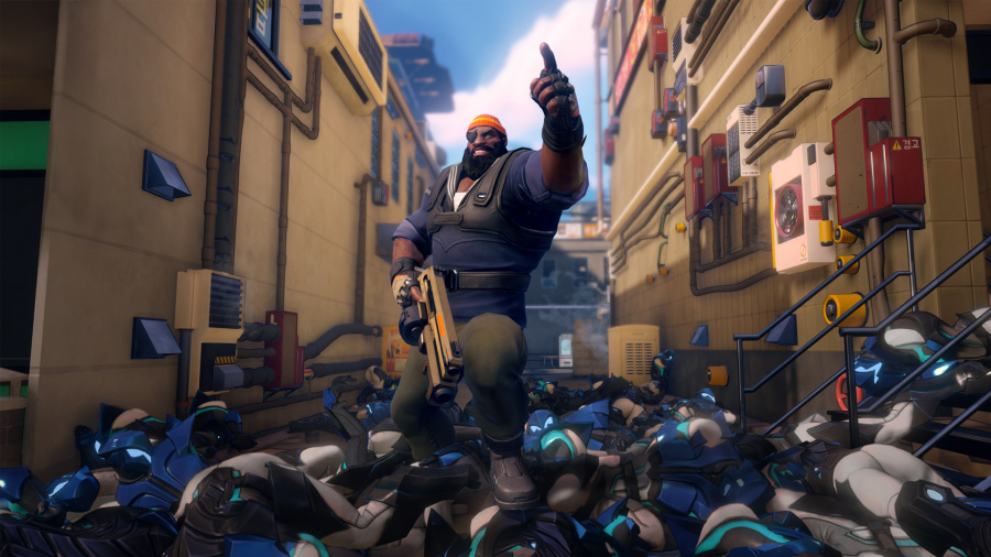 Agents of Mayhem Review - Screenshot 6 of 6