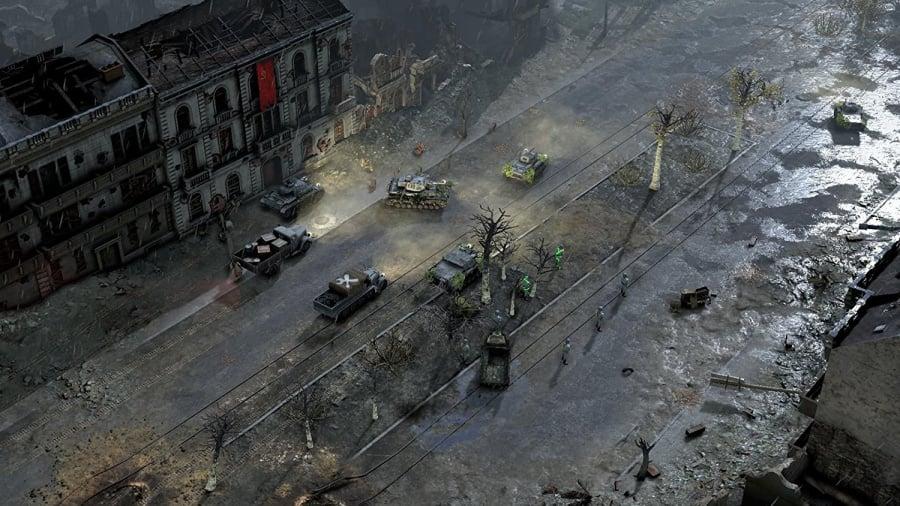Sudden Strike 4 Review - Screenshot 1 of 3