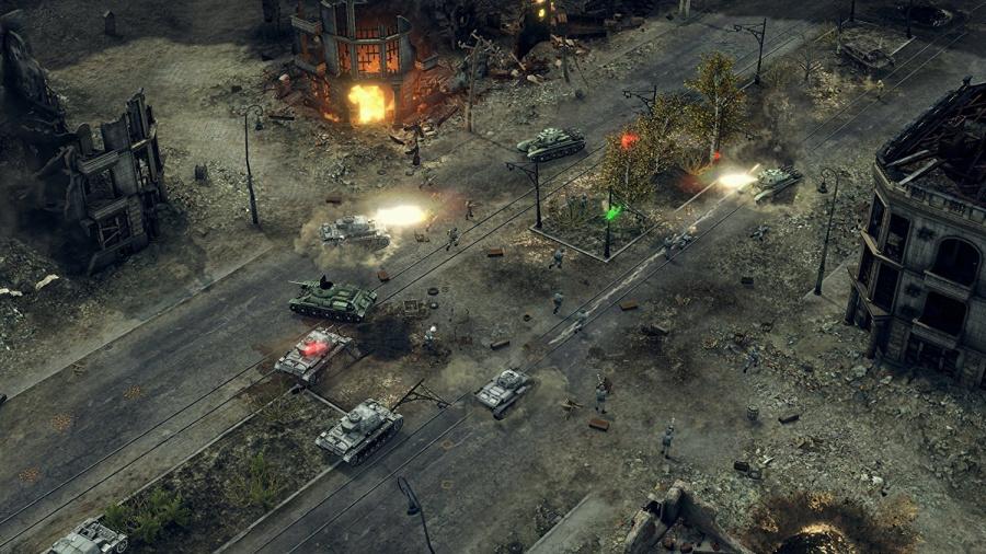 Sudden Strike 4 Review - Screenshot 2 of 3