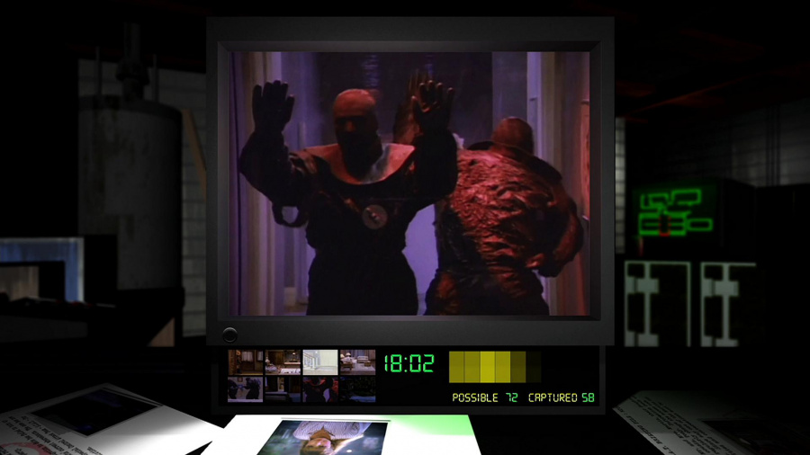 Night Trap: 25th Anniversary Edition Review - Screenshot 1 of 3