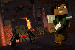 Minecraft: Story Mode Season Two - Episode 2: Giant Consequences Screenshot