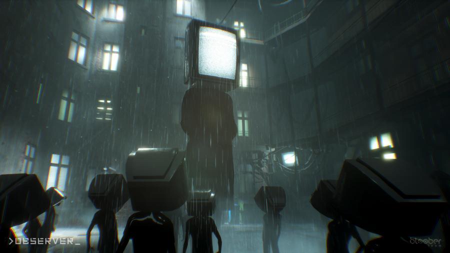 Observer Tv Heads