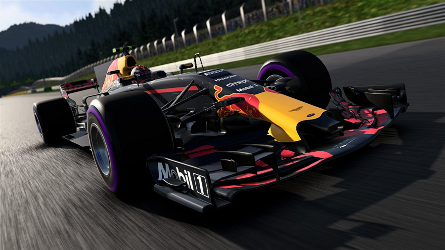 F1 2017 Review - Screenshot 3 of 4
