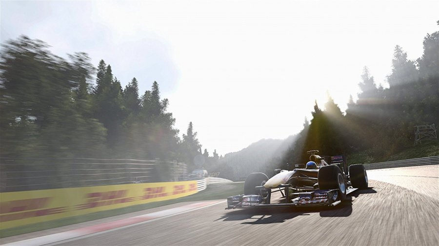 F1 2017 Review - Screenshot 1 of 4