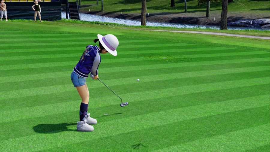 Everybody's Golf Review - Screenshot 4 of 5