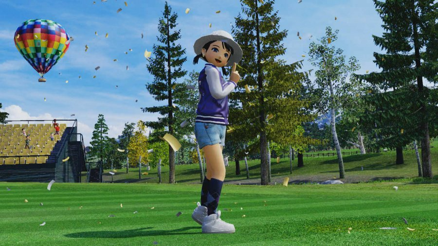 Everybody's Golf Review - Screenshot 1 of 6