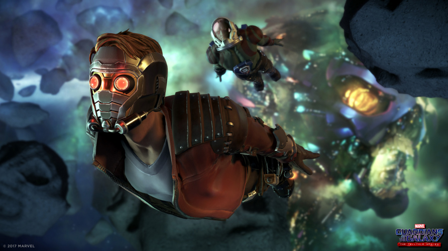 Guardians of the Galaxy: Episode Three - More Than a Feeling Review - Screenshot 1 of 2