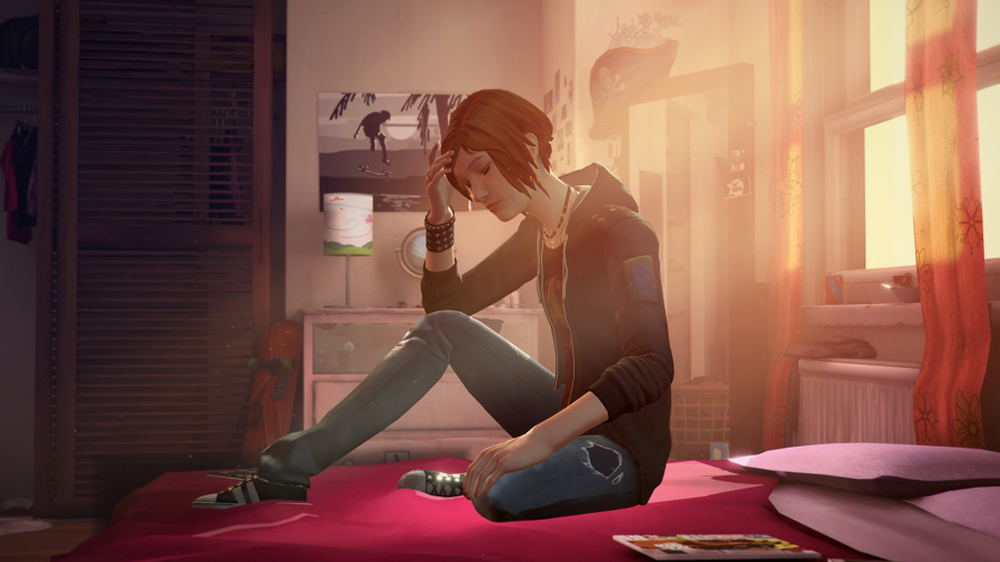 Life Is Strange: Before the Storm - Episode 1: Awake Review - Screenshot 2 of 4