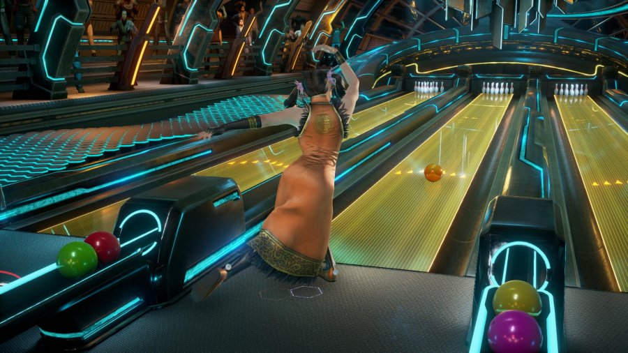 Tekken 7: Ultimate Tekken Bowl Review - Screenshot 1 of 3