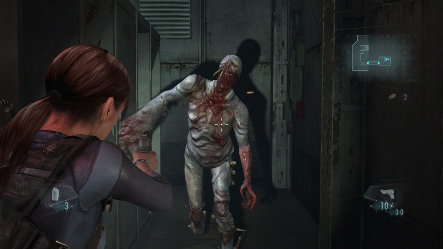 Resident Evil: Revelations Review - Screenshot 1 of 3