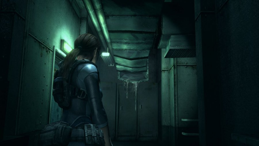 Resident Evil: Revelations Review - Screenshot 2 of 3