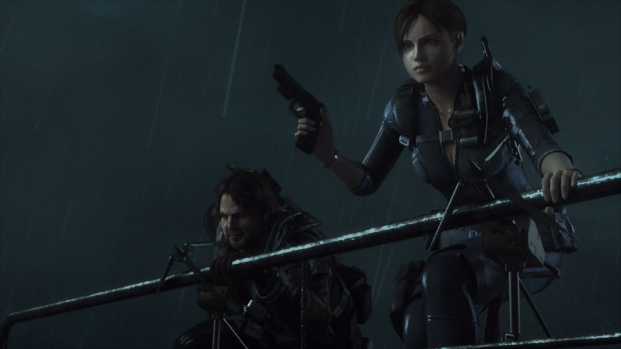 Resident Evil: Revelations Review - Screenshot 3 of 3