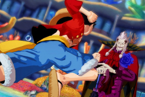 One Piece: Unlimited World Red - Deluxe Edition Screenshot