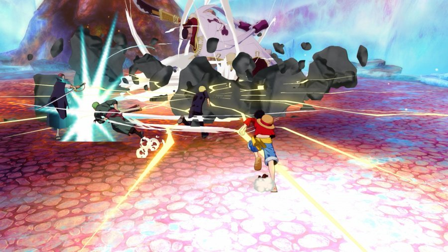 One Piece: Unlimited World Red - Deluxe Edition Review - Screenshot 3 of 4