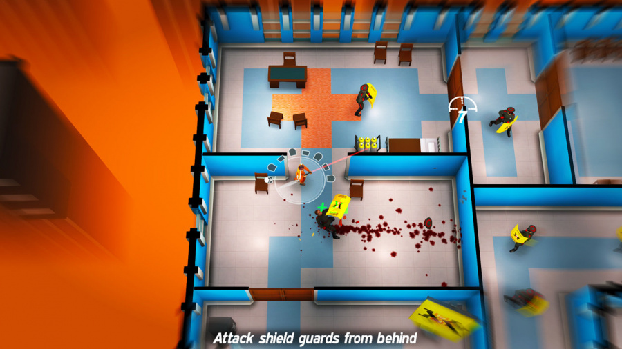 Time Recoil Review - Screenshot 1 of 2