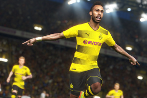 PES 2018: Pro Evolution Soccer Screenshot