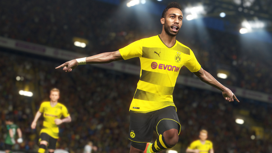 PES 2018: Pro Evolution Soccer Review - Screenshot 1 of 4