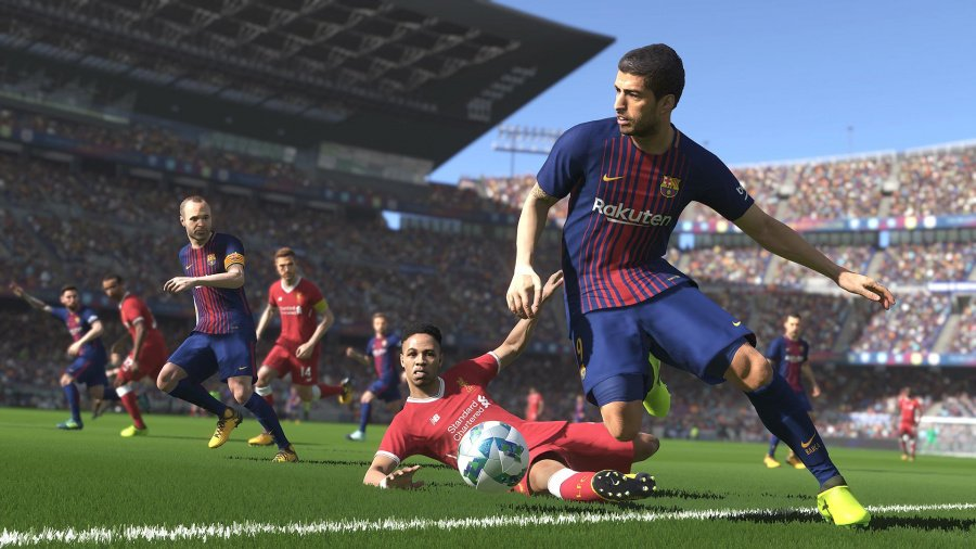 PES 2018: Pro Evolution Soccer Review - Screenshot 4 of 4