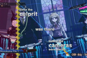 Danganronpa V3: Killing Harmony Screenshot