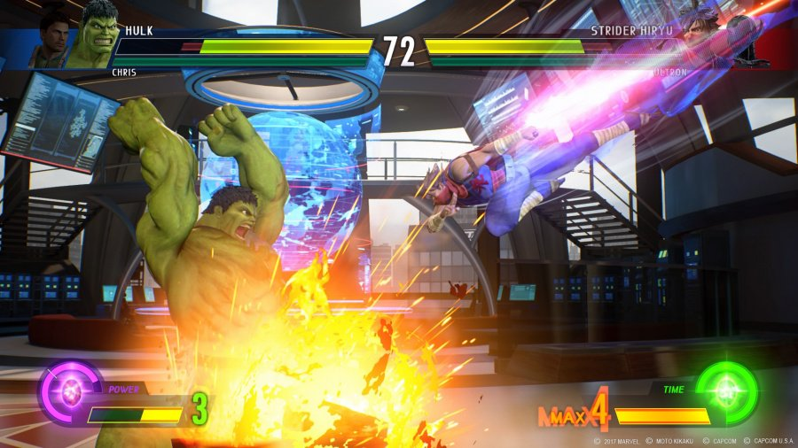 Marvel vs. Capcom: Infinite Review - Screenshot 3 of 4