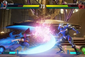Marvel vs. Capcom: Infinite Screenshot