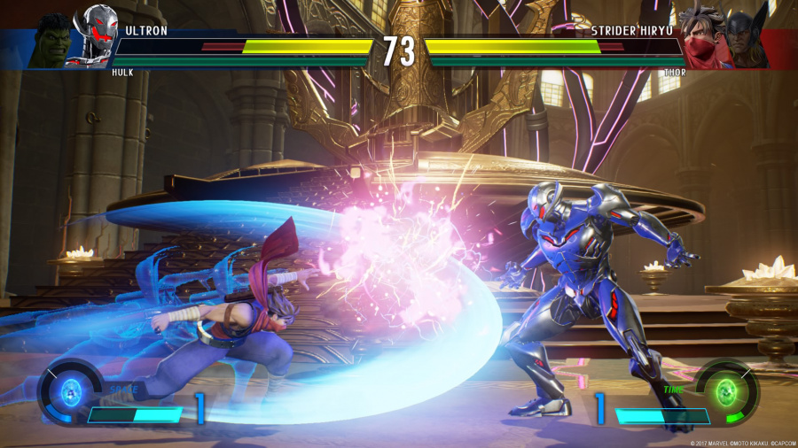 Marvel vs. Capcom: Infinite Review - Screenshot 2 of 4