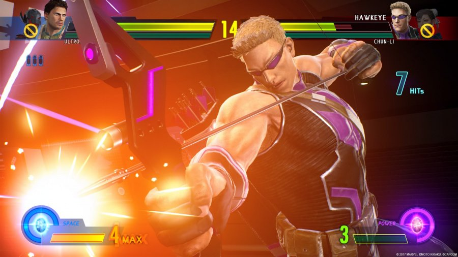 Marvel vs. Capcom: Infinite Review - Screenshot 1 of 4