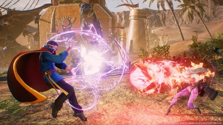 Marvel vs. Capcom: Infinite Review - Screenshot 4 of 4