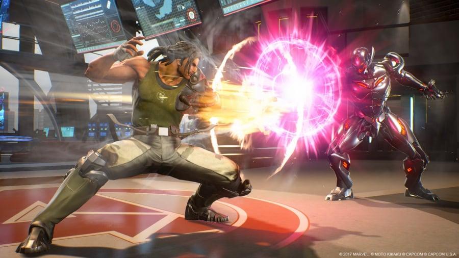 Marvel vs. Capcom: Infinite Review - Screenshot 1 of 4