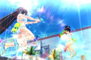 Senran Kagura: Peach Beach Splash Screenshot