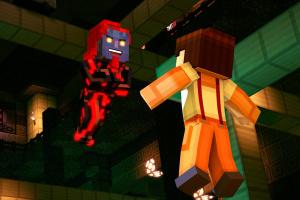 Minecraft: Story Mode Season Two - Episode 3: Jailhouse Block Screenshot