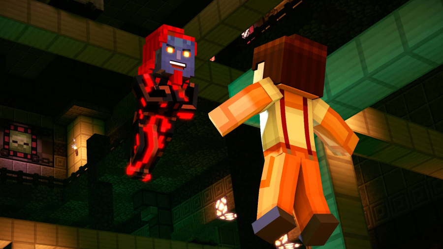 Minecraft: Story Mode Season Two - Episode 3: Jailhouse Block Review - Screenshot 1 of 1
