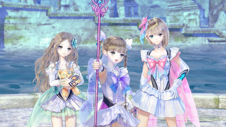 Blue Reflection Review - Screenshot 2 of 4