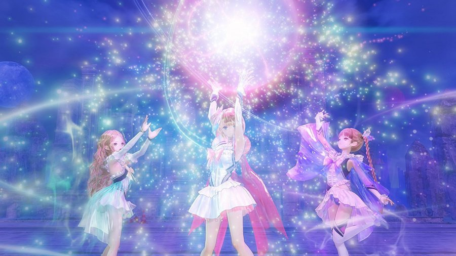 Blue Reflection Review - Screenshot 1 of 3