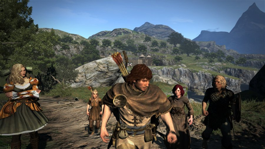 Dragon's Dogma: Dark Arisen Review - Screenshot 1 of 3