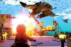 The LEGO NINJAGO Movie Video Game Screenshot