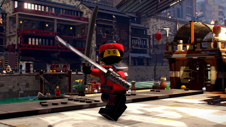 The LEGO NINJAGO Movie Video Game Review - Screenshot 3 of 3