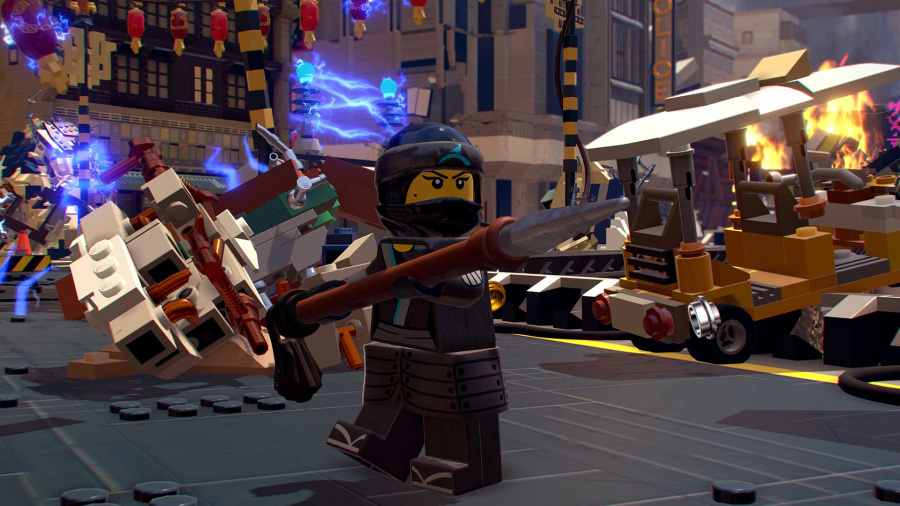The LEGO NINJAGO Movie Video Game Review - Screenshot 1 of 3