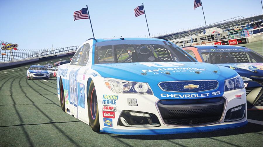 NASCAR Heat 2 Review - Screenshot 1 of 3