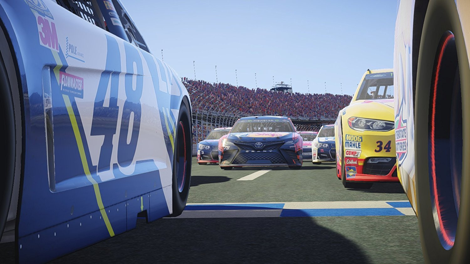 Cars On Line >> NASCAR Heat 2 (PS4 / PlayStation 4) Game Profile | News ...