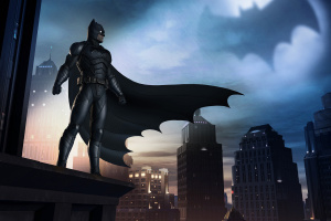 Batman: The Enemy Within - Episode Two: The Pact Screenshot