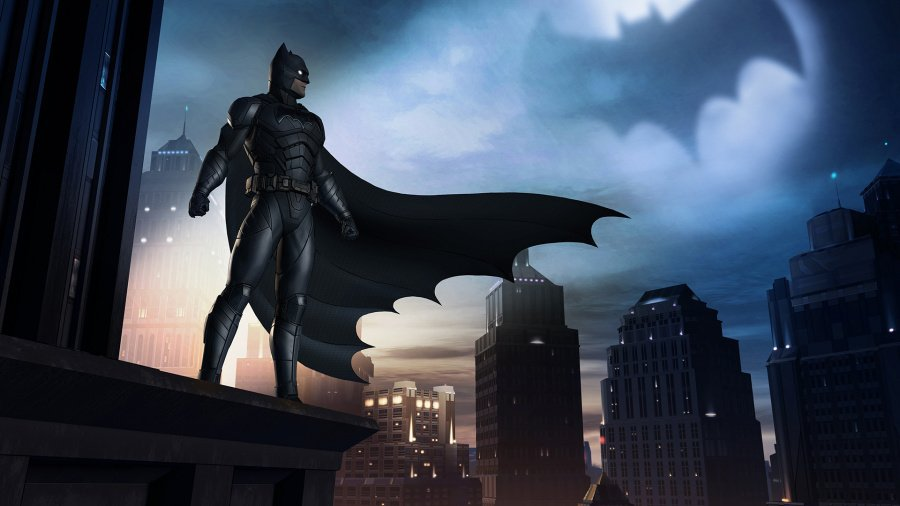 Batman: The Enemy Within - Episode Two: The Pact Review - Screenshot 1 of 2